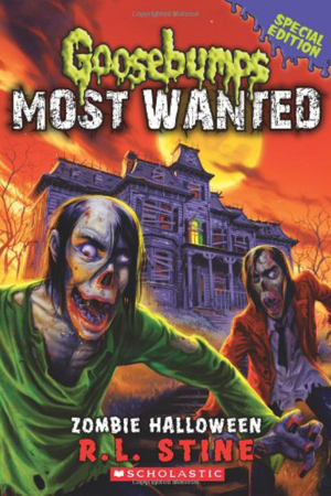 Goosebumps Most Wanted Special Edition Zombie Halloween